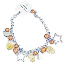144 Units of FASHION BRACELET WITH STARS - Bracelets