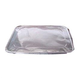 200 Units of Aluminum Lid Full Size - Aluminum Pans