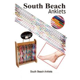 144 Units of South Beach Anklet - Ankle Bracelets