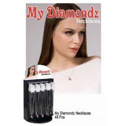 48 Units of MY DIAMONDZ BRACELETS - Necklace