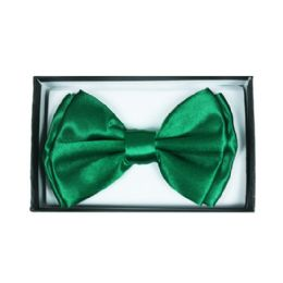 72 Units of Green Bowtie 011 - Neckties