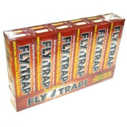 48 Units of Pest Control Fly Trap 2pk Display - Pest Control