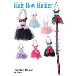 24 Units of HAIR BOW HOLDER