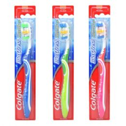 72 Units of Colgate Toothbrush Max Fresh USA - Toothbrushes and Toothpaste