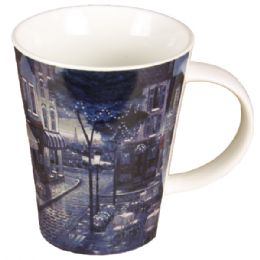 72 Units of Coffee Mug With City View - Coffee Mugs