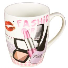 72 Units of Coffee Mug Fashion Style - Coffee Mugs