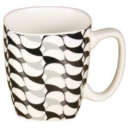 72 Units of Coffee Mug With Pattern - Coffee Mugs