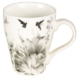 72 Units of COFFEE MUG SPRING TIME STYLE - Coffee Mugs
