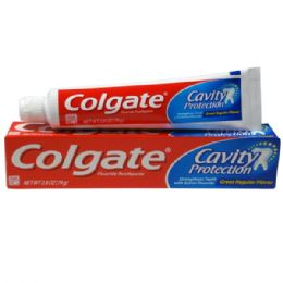 48 Units of Colgate TP 2.5oz Cavity Protection - Toothbrushes and Toothpaste