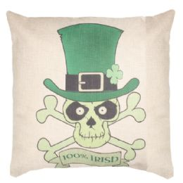 36 Units of Pillow With Irish Skeleton - Pillows