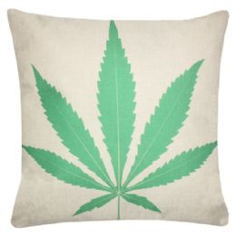 36 Units of Pillow With Green Leaf - Pillows