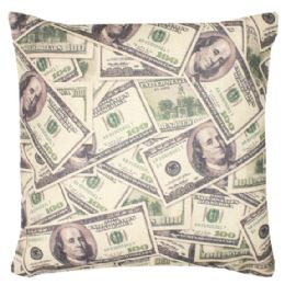 36 Units of Pillow With Money Style - Pillows
