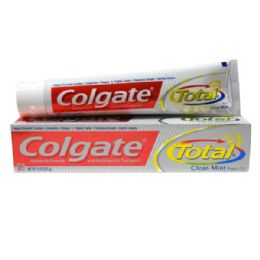 24 Units of Colgate TP Total 7.8oz Clean Mint - Toothbrushes and Toothpaste