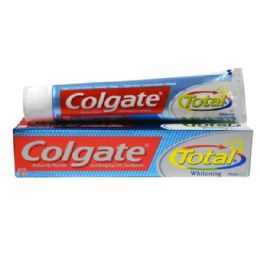 24 Units of Colgate Total Whitening - Toothbrushes and Toothpaste