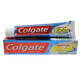 24 Units of Colgate TP Total 7.8oz Whitening Gel - Toothbrushes and Toothpaste