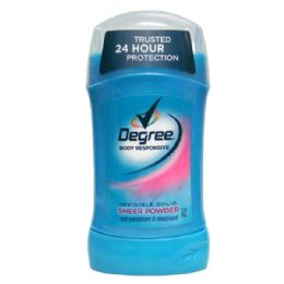 36 Units of Degree Solid 1.6oz Shower Clean - Deodorant