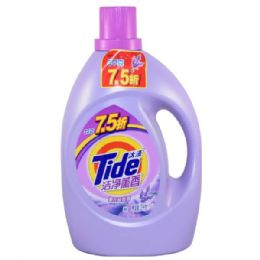 8 Units of Tide Liquid 105oz 2X Lavender Scent - Cleaning Products