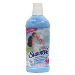48 Units of Suavitel 15.2oz Blue - Laundry Detergent