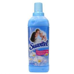24 Units of Suavitel 850ml Primaveral Blue - Laundry Detergent