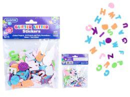 96 Units of Craft Eva Foam Stickers 130pc - Foam & Felt