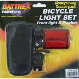 120 Units of Bicycle Light Set - Biking