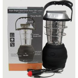 24 Units of Solar Power 36 Led Lantern - Lamps and Lanterns