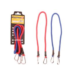 48 Units of 2 Piece Bungee Cord - Bungee Cords