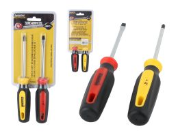 """48 Units of Screwdriver 2"""" 2pc - Screwdrivers and Sets"""