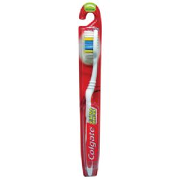 72 Units of COLGATE TOOTHBRUSH MEDIUM BRISTLES EXTRA CLEAN - Toothbrushes and Toothpaste
