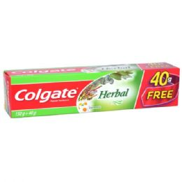 48 Units of Colgate TP 190gr (6.7oz) Herbal - Toothbrushes and Toothpaste