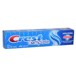 48 Units of Crest Complete Toothpaste 100ml - Toothbrushes and Toothpaste