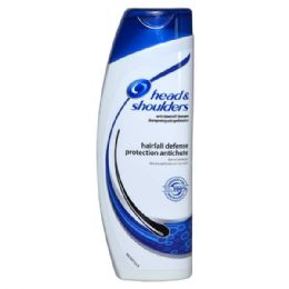 12 Units of Head & Shoulders 400ml Hairfall Defense - Shampoo & Conditioner