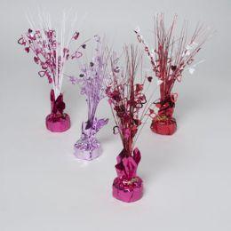 72 Units of Valentine Balloon Center Piece - Valentine Decorations
