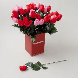 48 Units of Rose - Valentine Decorations