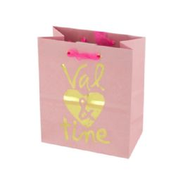 288 Units of 'val & Tine' Small Gift Bag - Gift Bags