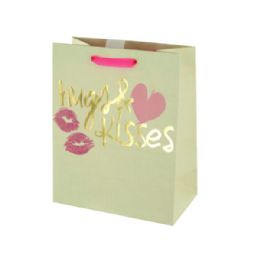 108 Units of Valentine's Hugs & Kisses Gift Bag - Gift Bags
