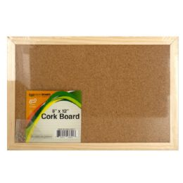 36 Units of Wood Framed Cork Board - Picture Frames