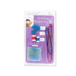 18 Units of Knitting Accessory Kit - Sewing Supplies