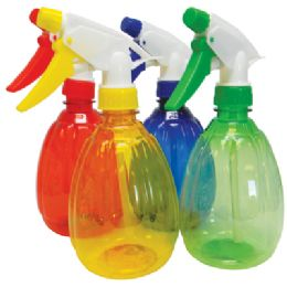 48 Units of 20 OUNCE PEARL PLASTIC SPRAY BOTTLE - Spray Bottles