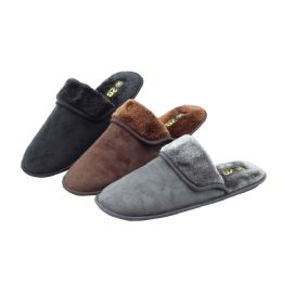 36 Units of Men's Slippers Assorted Colors