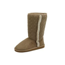 18 Units of Ladies Boots Tan - Women's Boots