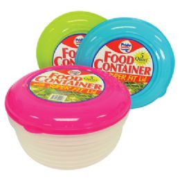 48 Units of 128 Ounce Food Container - Food Storage Containers