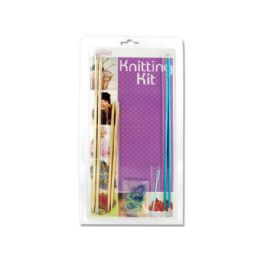 12 Units of MultI-Purpose Knitting Kit - Sewing Supplies