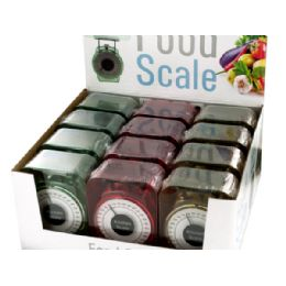 36 Units of Kitchen Food Scale Countertop Display - Kitchen Gadgets & Tools