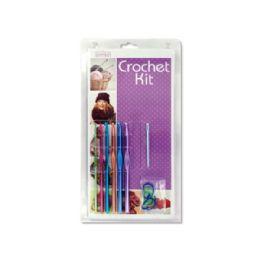 12 Units of MultI-Purpose Crochet Kit - Sewing Supplies
