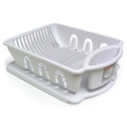 6 Units of 2 PIECE STERILITE ULTRA SINK SET - Dish Drying Racks