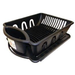 6 Units of STERILITE 2 PIECE ULTRA SINK SET - Dish Drying Racks