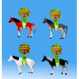 36 Units of Horse With Ic Tie On Card - Animals & Reptiles