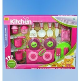 12 Units of Cooking Set In Box - Toy Sets