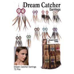 72 Units of DREAM CATCHER EARRINGS